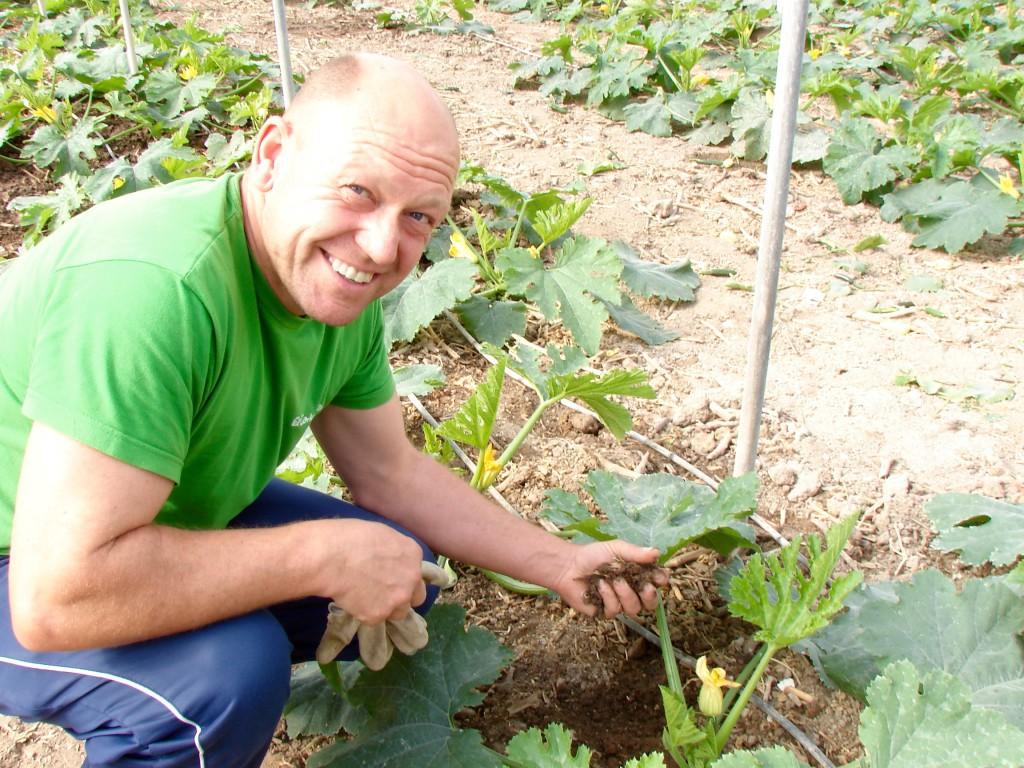 agricultor ecológico almería