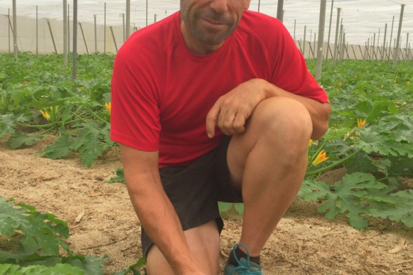 José Manuel, un agricultor ecológico de principio a fin