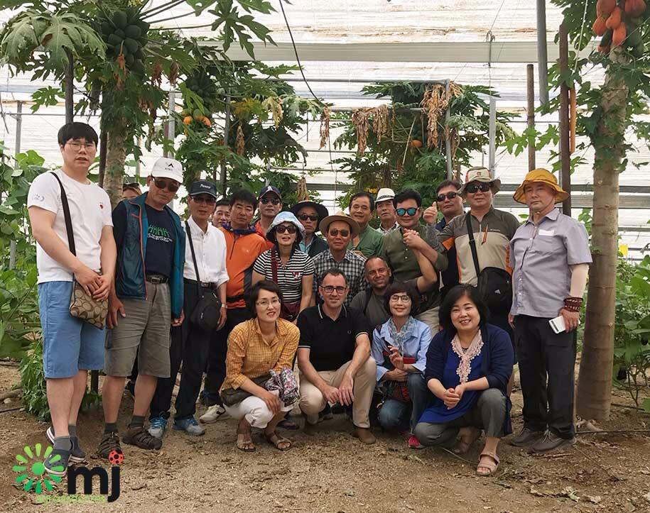 agricultura ecologica almeria mj corea