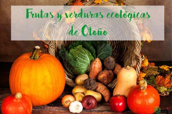 otoño verduras ecologicas temporada