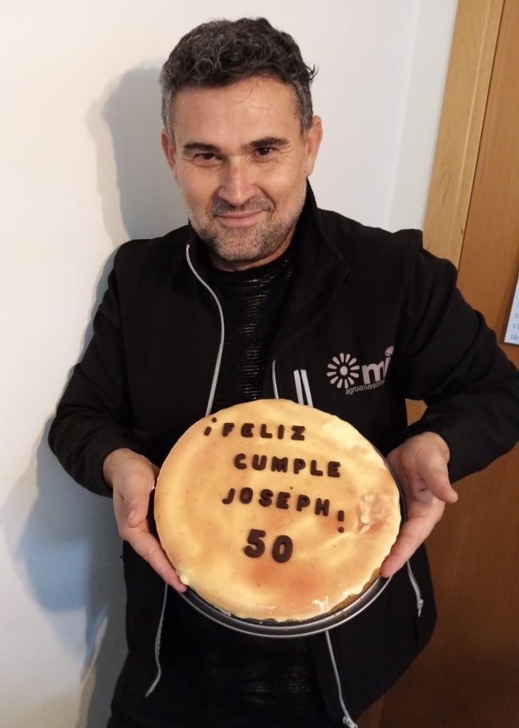 Jose Garcia Mayor. Cumpleaños el día 14 de abril